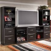 Ashley W276-60-2X24 Ellenton Entertainment Wall Unit