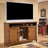 Ashley Cross Island W319-48 Oversized TV Stand
