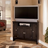 Ashley Carlyle W371-17 Corner TV Stand (RTA)