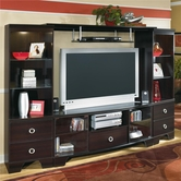 Ashley W403-25-2X24-60 Pinella Entertainment Wall Unit