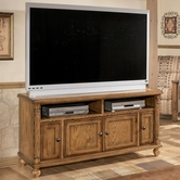 "Ashley Holfield W430-38 60"" TV Stand (RTA)"