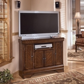 Ashley Hamlyn W527-17 Corner TV Console (RTA)