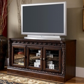 Ashley North Shore W553-31 Narrow TV Stand (RTA)