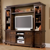 Ashley Porter W697-20-23-24-25 Porter Entertainment Wall Unit