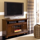 "Ashley Porter W697-28N Medium TV Stand (RTA) (50"")"