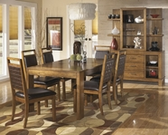 ASHLEY Wataskin D557-35/01 Rectangular dining set
