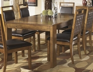 ASHLEY Wataskin D557-35 Rect ext dining table