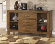 ASHLEY Wataskin D557-60/61 Buffet and hutch