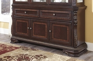 ASHLEY Wendlowe D678-80 Buffet