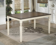 ASHLEY Whitesburg D583-25 Rectangular table