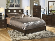 ASHLEY Winlane B494-82/97 King sleigh bed