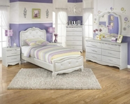 ASHLEY Zarollina B182-62/63/21/26 Kids Bedroom Set