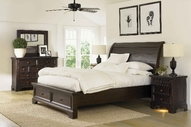 Aspenhome Bayfield Queen Sleigh Bed I70 Set