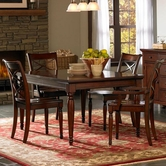 Aspenhome Cambridge Icb-6050-Bch Leg Dining Table Dining Set