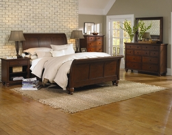 Aspenhome Cambridge Queen Sleigh Bedroom ICB Set