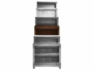 "Aspenhome Cb3448-___ Cambridge Bookcase 48""H 3 Adj Shelves"