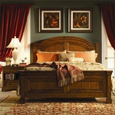 Aspenhome Centennial bedroom I49 Queen Panel Bed set