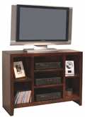 "Aspenhome Cl1024 Essentials Lifestyle-Cherry 49"" Open Tv Console"