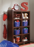 "Aspenhome CL4058 Essentials Lifestyle - Cherry 58"" Cube + Bookcase"