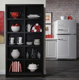 "Aspenhome CL4077 Essentials Lifestyle - Cherry 77"" Cube + Bookcase"