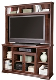 Aspenhome CN1063-1063H New Traditions Cherry 63 Console and hutch