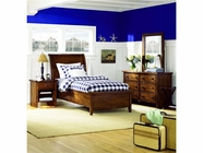 Aspenhome Cross Country IMR-504-505-506 Full Sleigh Bed