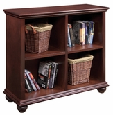 "Aspenhome CT4038 Casual Traditional 37"" Cube + Bookcase"