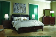 Aspenhome I10-400/402/413L-455-463 Genesis Queen Sleigh Bedroom Set