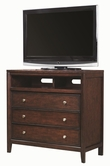 Aspenhome I10-486 Genesis Entertainment Chest