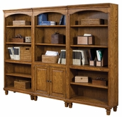 Aspenhome I15-332-2X333 Harvest Bookcase Wall