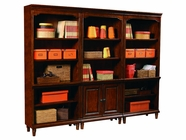 Aspenhome I20-332-333-Chy E2 Villager Bookcase Wall