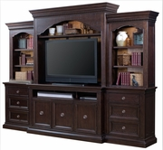 Aspenhome I70-224-223-225-229 Bayfield Grand Entertainment Wall