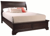 Aspenhome I70-404-DK-406-407 Bayfield King/Cal King Sleigh Bed