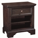 Aspenhome I70-451-DK Bayfield  1 Drawer Nightstand