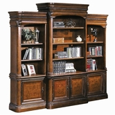 Aspenhome I74-334-335-336 Napa Bookcase Combination