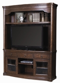 Aspenhome I79-242-243 Hathaway Hill console with armoire top