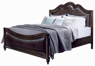 Aspenhome I79-404-405-420 Hathaway Hill Cal King Upholstered Sleigh Bed