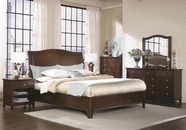 Aspenhome I82-400-403-402-455-463 Lincoln Park Queen Sleigh Bedroom Set