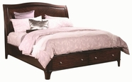 Aspenhome I82-404-407D-406 Lincoln Park King Storage Sleigh Bed