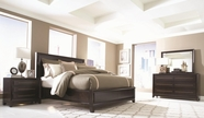 Aspenhome I83-412-402-413D-454-462 Modena Queen Storage Bedroom Set