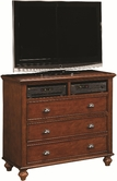 Aspenhome IA200-485-BRH Madison Entertainment Chest
