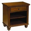Aspenhome ICB-451-BCH Cambridge 1 Drawer Nightstand