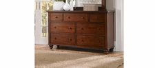 Aspenhome ICB-454-BCH Cambridge Double Dresser