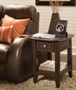 Aspenhome IKJ-913 Kensington Chairside Table