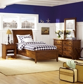 Aspenhome IMR-500-501-502-553-562 Cross Country Twin Sleigh Bed collection