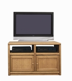 "Aspenhome OA1623 Essentials - Contemporary 45"" Console w/Two doors"