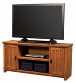 "Aspenhome Of1061-___ Arts & Crafts 61"" Console"