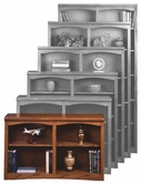 "Aspenhome OM4828/12 Essentials Mission Bookcase (deep) 28""H 2 adj shelves"