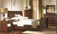 Aspenhome Richmond Queen Sleigh Bed I40 Collection