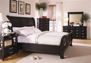Aspenhome Young Classics Queen New Bedford Sleigh Bed I88 collection
